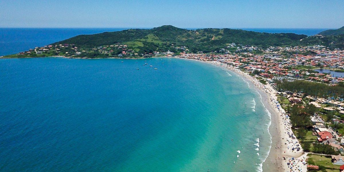 Praia Garopaba