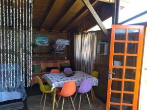 Chácara do Rosa, cabana Loft,  cozinha