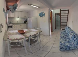 Apt 205 a 206,  Cozinha