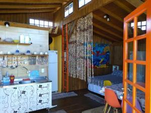 Chácara do Rosa, cabana Loft